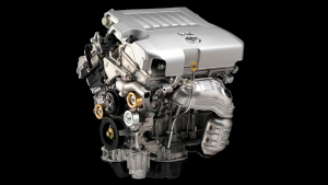 Tarago mechanical